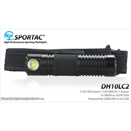additional image for DH10LC2 Head Torch