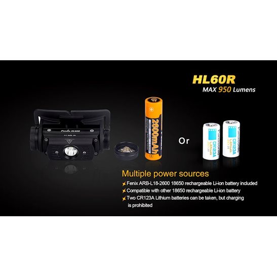 additional image for HL60R Rechargeable