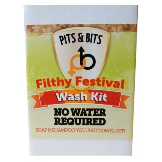 Pits & Bits Filthy Festival Wash Kit