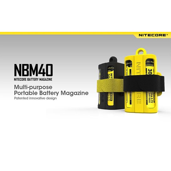 additional image for NBM40 Battery Case