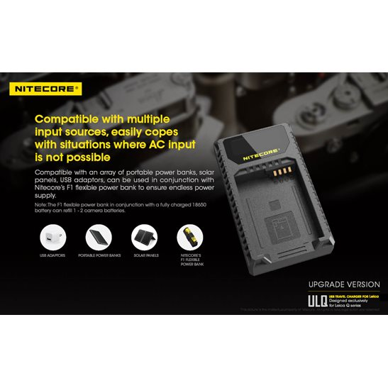 additional image for ULQ Leica Camera Charger