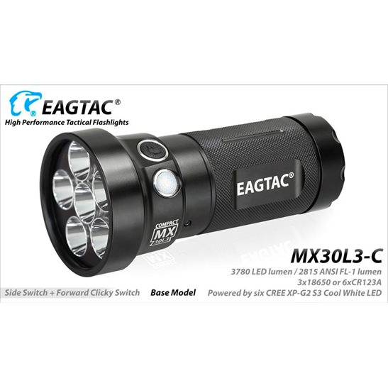 Eagletac MX30L3-C
