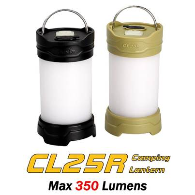 Fenix CL25R Rechargeable Camping Lantern