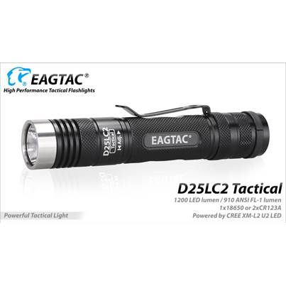 Eagletac D25LC2 Tactical