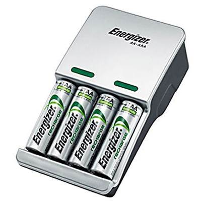 Energizer Energizer Accu Recharge Compact Battery Charger