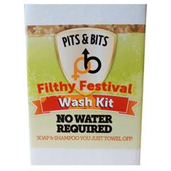 Filthy Festival Wash Kit