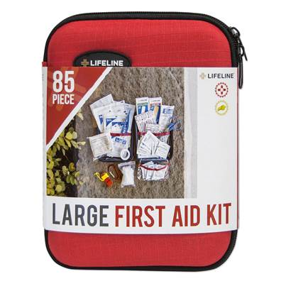 LifeLine Large First Aid Kit