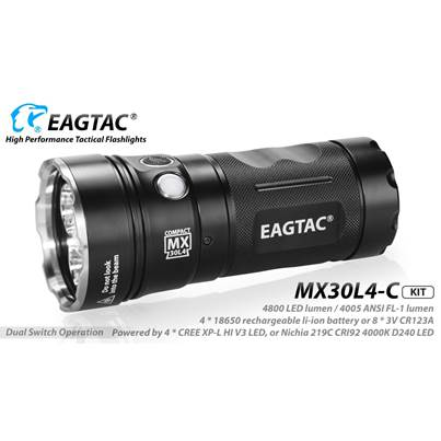 Eagletac MX30L4-C