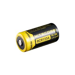 RCR123A Li-ion Battery (650mAh) NL166