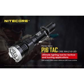 Nitecore P16 Tactical