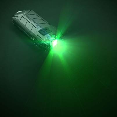 Nitecore Tube GL Green Light