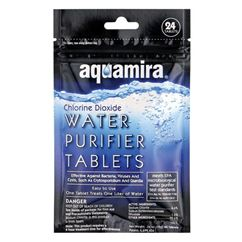 Water Purifier Tablets 24 Pack