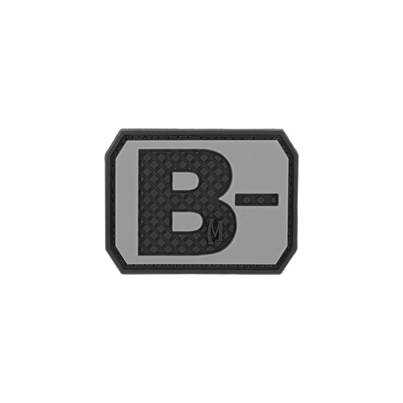Maxpedition B Blood Type Patch