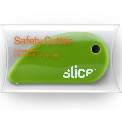 Slice Safety Cutter with Ceramic Blade