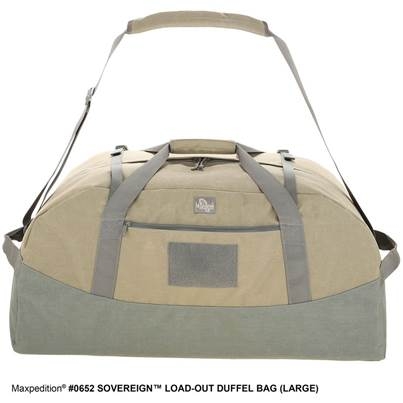 Maxpedition Sovereign Duffel Bag