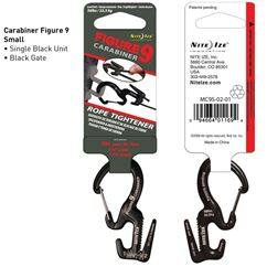 Figure 9 Carabiner & Rope Tightener - Small