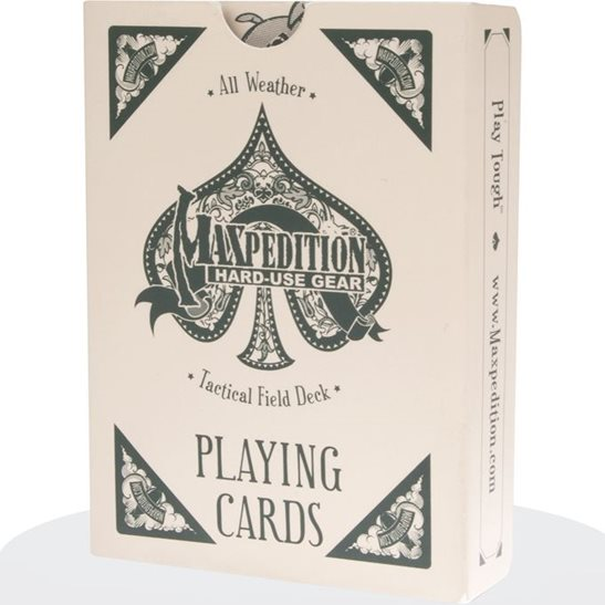 Maxpedition All Weather Playing Cards