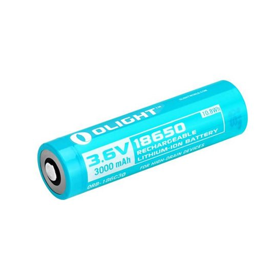 Olight Customised 18650 3000mAh Battery
