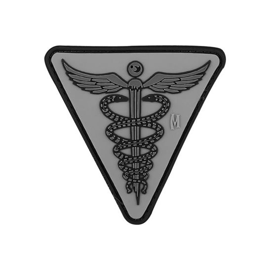 additional image for Caduceus Patch
