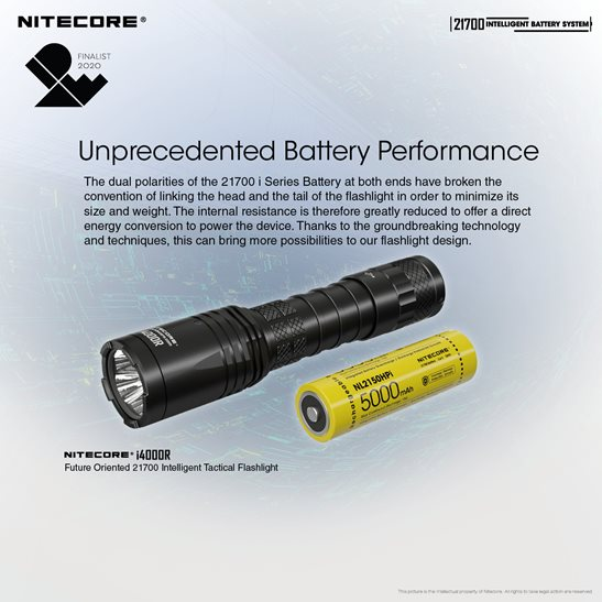 additional image for 21700 Intelligent Battery System