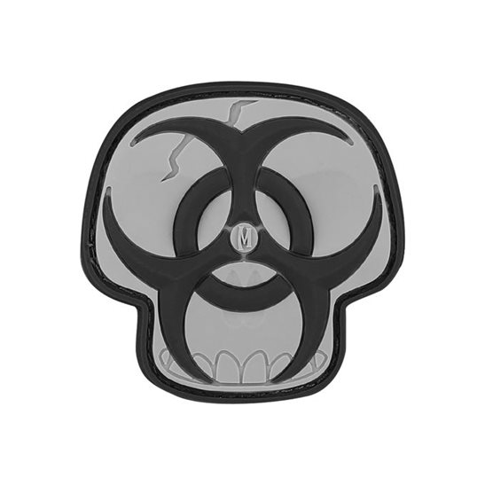additional image for Biohazard Skull Patch
