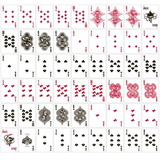 additional image for All Weather Playing Cards