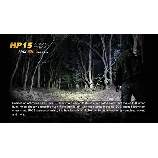additional image for HP15 UE Ultimate Edition
