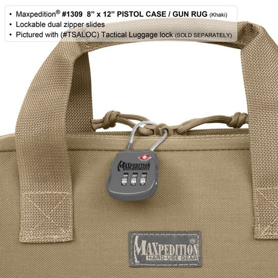 additional image for 8 x 12 Pistol Case