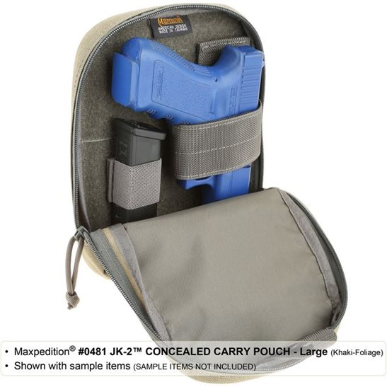 additional image for JK-2 Concealed Carry Pouch