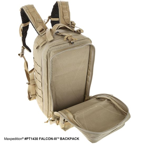 additional image for Falcon 3 Backpack