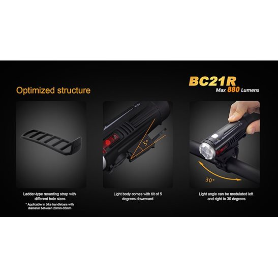 additional image for BC21R Bike Light