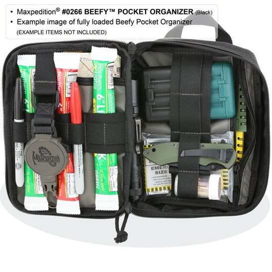 additional image for Beefy Pocket Organizer