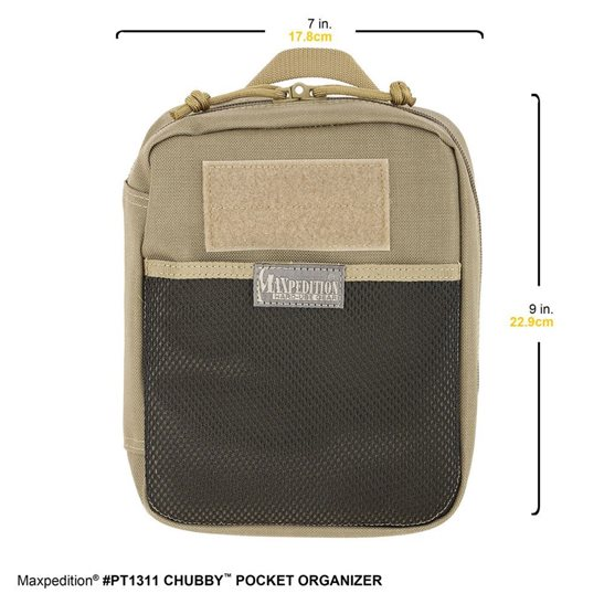 additional image for Chubby Pocket Organizer