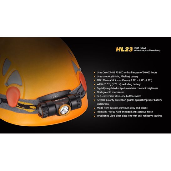 additional image for HL23 Head Lamp