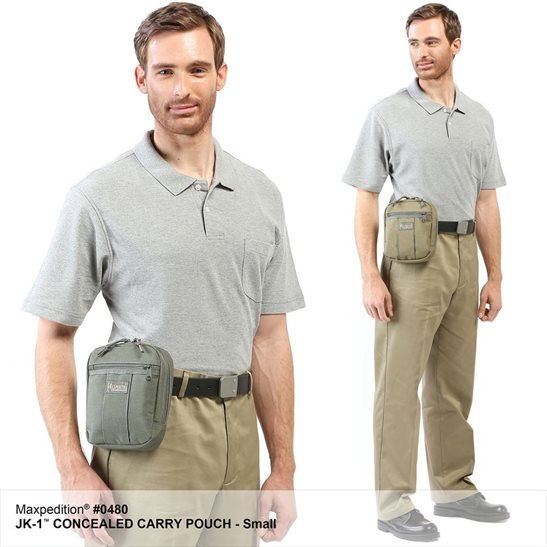 additional image for JK-1 Concealed Carry Pouch