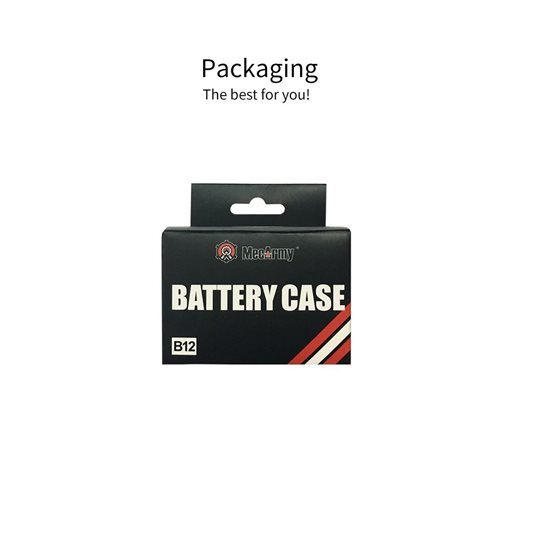 additional image for B12 Battery Case