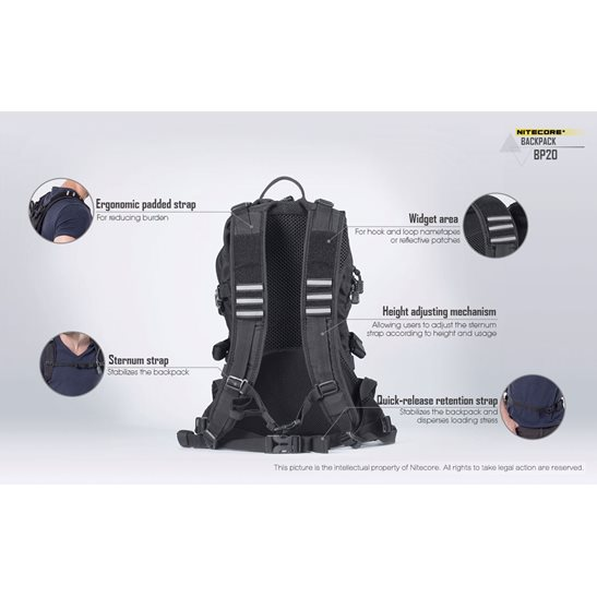 additional image for BP20 Backpack
