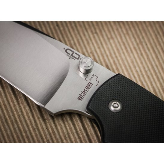 additional image for XS Drop - G10 Handle & Stainless Steel Blade