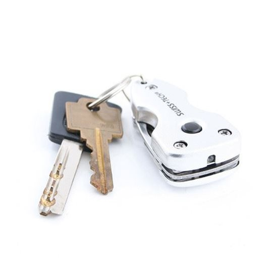 additional image for Key Ring Multi-Tool 7-in-1