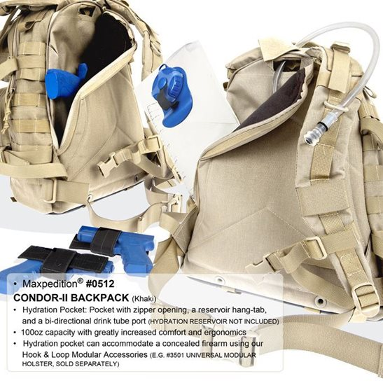 additional image for Condor 2 Backpack