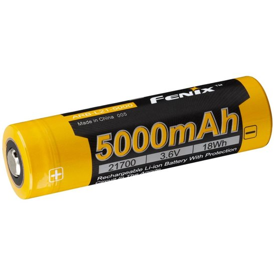 Fenix ARB-L21-5000 21700 Battery