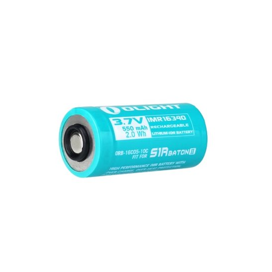 Olight IMR 16340 Battery for S1R Mark II and S10R MK III