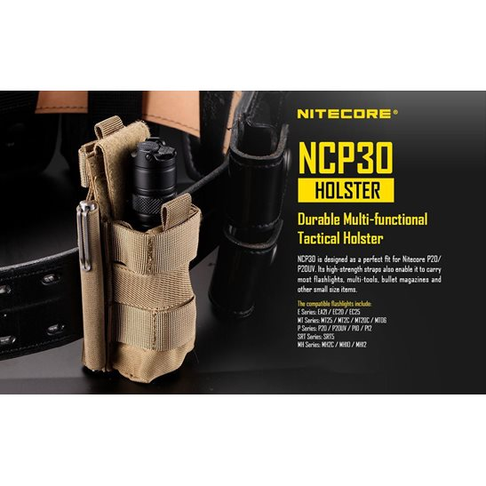 additional image for NCP30 Holster