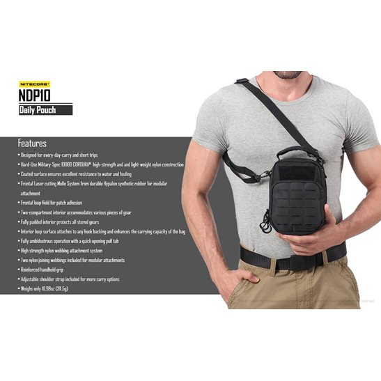 additional image for NDP10 Daily Pouch