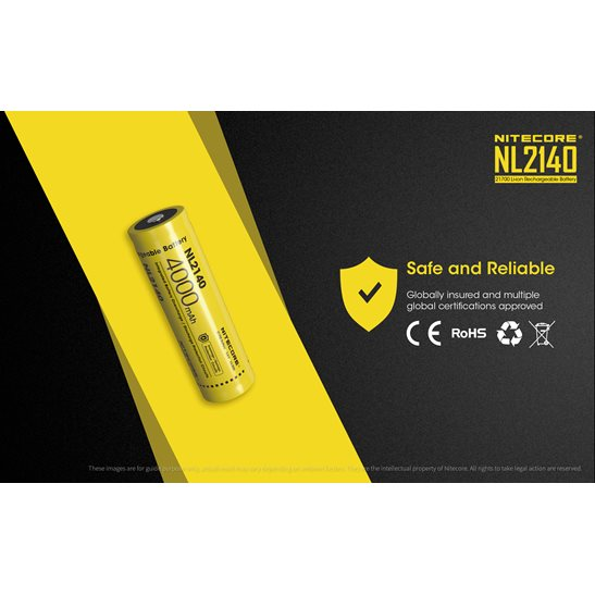 additional image for 21700 Li-ion Battery (4000mAh) NL2140