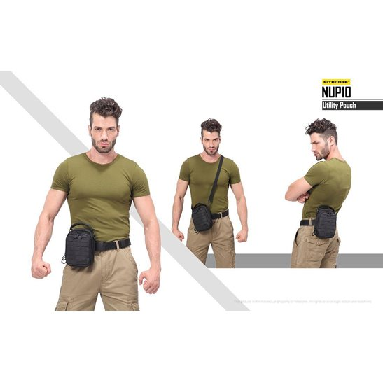 additional image for NUP10 Utility Pouch