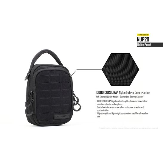 additional image for NUP20 Utility Pouch