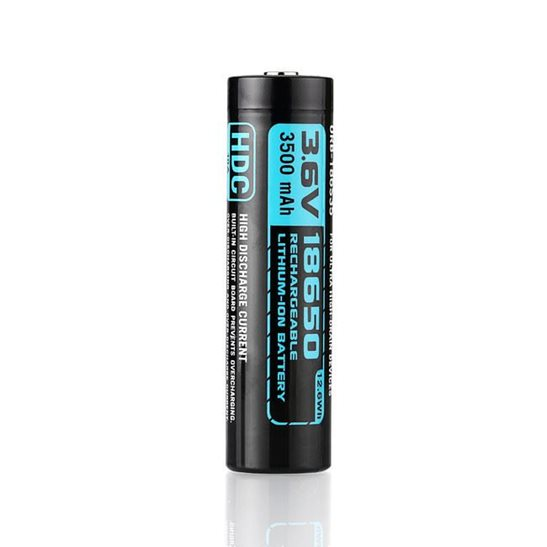 additional image for HDC 18650 3500mAh Battery