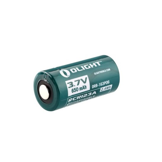 Olight RCR123A (16340) 650mAh Battery
