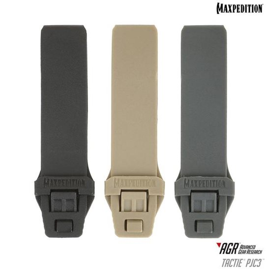 Maxpedition PJC 3 Inch Tactie Polymer Joining Clips